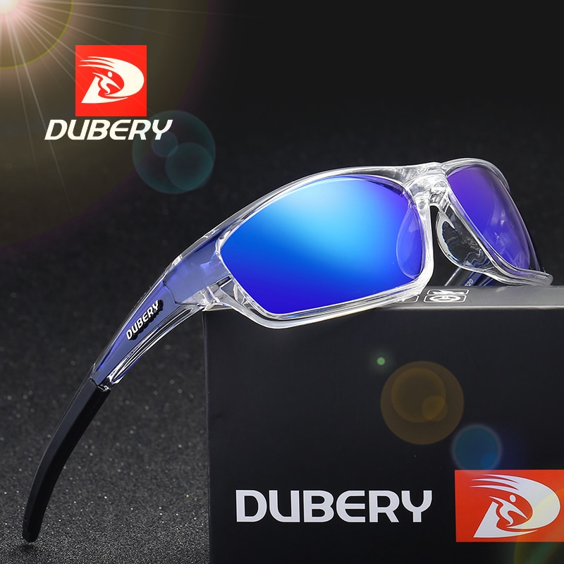 DUBERY Polarized Sunglasses Men's Aviation Driving Shades 2018 Intentio Brand Lujo OculosMale Sun Glasses For Men Safety D-620