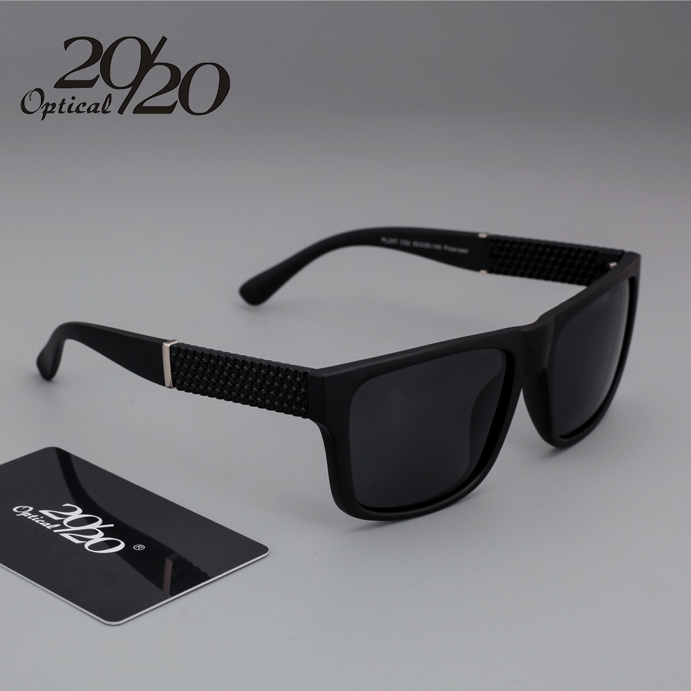Brand New Polarized Sunglasses Men Black Cool Travel Sun Glasses High Quality Fishing Eyewear Oculos Gafas PL257