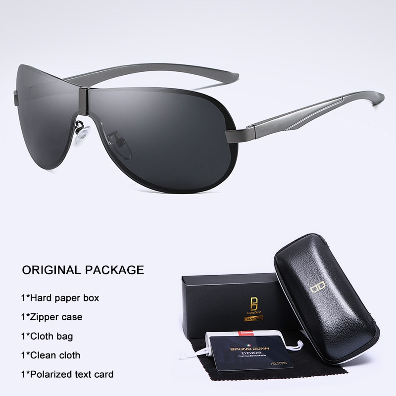 Sunglasses Men Polarized 2018 luxury Brand designer 100% UV400 Protection Oculos De Sol Masculino for male lunette soleil homme