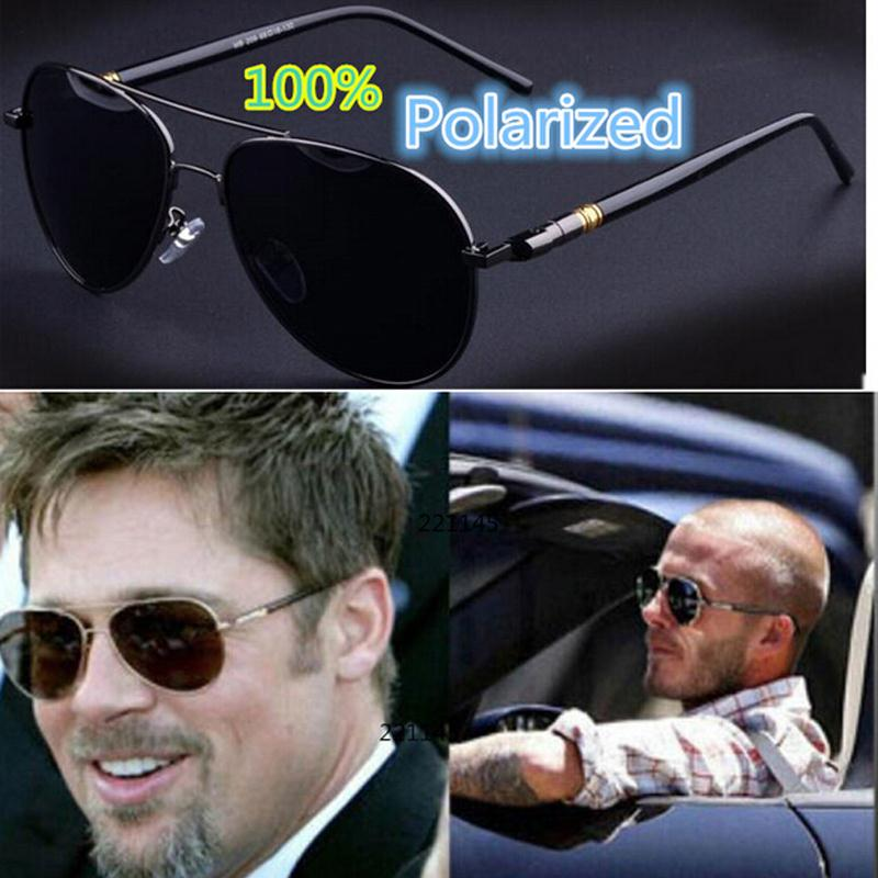 2017 Fashion Summer Men Polarized Sunglasses retro de sol masculino glasses for Driving uv400 Gafas de sol sun glasses for men
