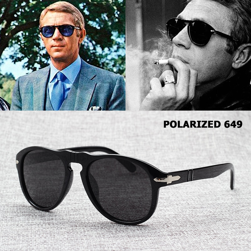 Classic Vintage JackJad 649 Aviation Style Polarized Sunglasses Men Driving New Brand Design Sun Glasses Oculos De Sol Masculino