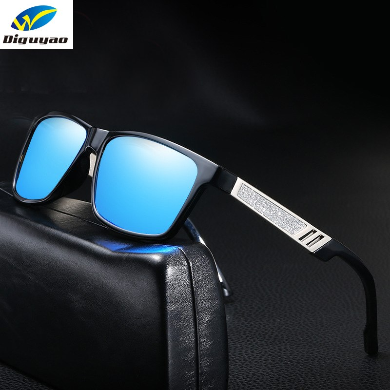 DIGUYAO 2018 Men's Polarized Sunglasses Pilot Driving Sun Glasses Men Women Sport Fishing Luxury Brand Designer Oculos