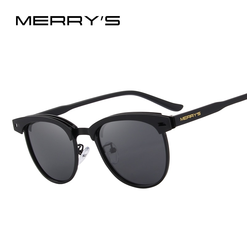 MERRY'S DESIGN Men/Women Polarized Sunglasses 100% UV Protection S'8116