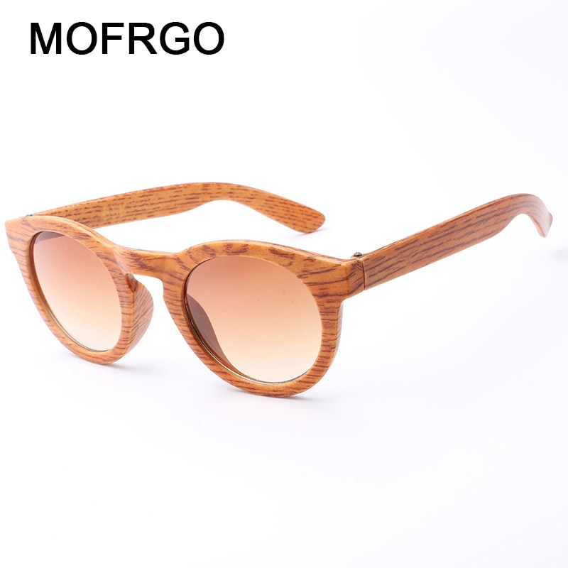 Retro Imitation Bamboo Wood Polarized Sunglasses Women Men Fishing Driving Eyewear Male Sun Glasses Mirrors Coating Points Uv400