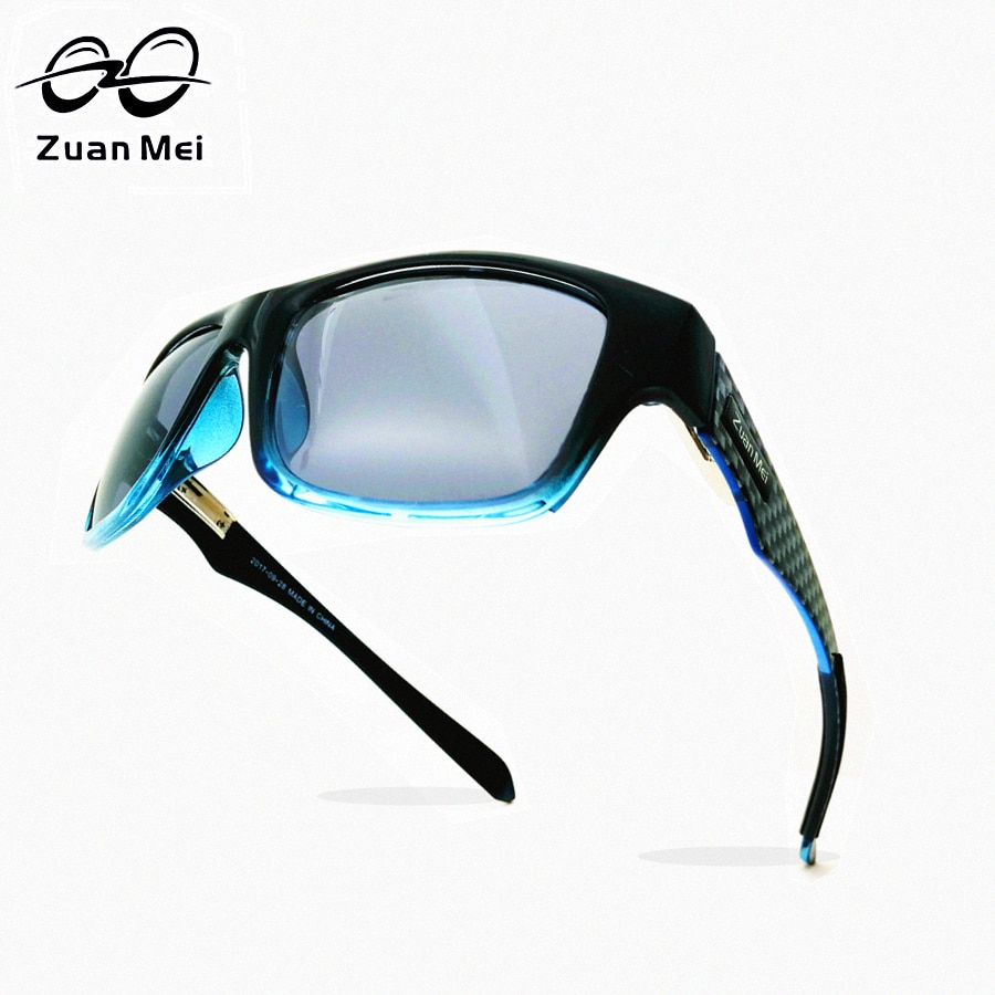 Zuan Mei Polarized Eyewear Sunglasses Women Plastic Sport Luxury Goggle Sun Glasses For Men Oculos Gafas Ciclismo ZM1792